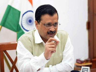 Kejriwal launches 'Switch Delhi' campaign to fight air pollution