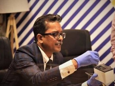 Abhijeet to bring tech for COVID 3rd wave fencing under 'Ease of Doing Business'
